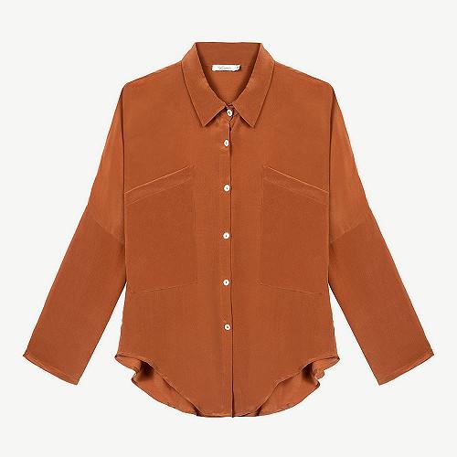 Shirt Exaclibur Mes Demoiselles color Hazel
