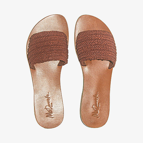 Sandals Karen Mes Demoiselles color Terracotta