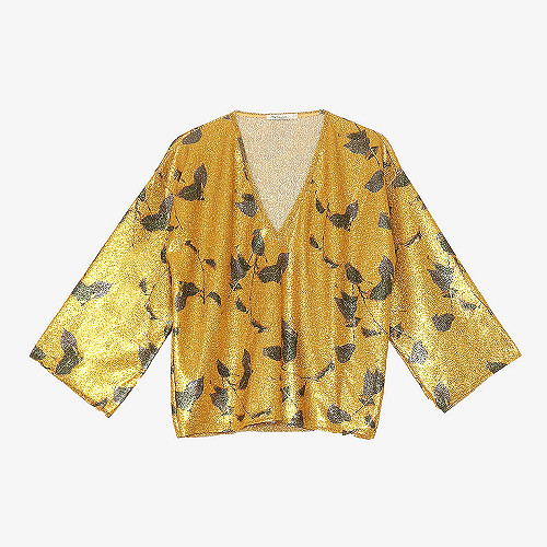Sweater Garfield Mes Demoiselles color Gold