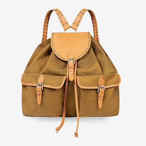 Bag Tabatha Mes Demoiselles color Khaki