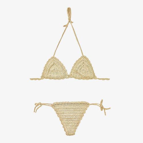 Bikini Cricri Mes Demoiselles coloris Or
