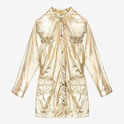 Coat Semeije Mes Demoiselles color Platine