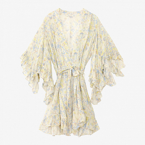 Kimono Sally Mes Demoiselles coloris Imprimé fleuri