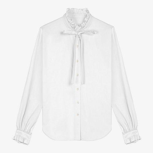 Shirt Babcock Mes Demoiselles color White