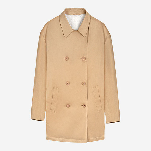Jacket Colombo Mes Demoiselles color Camel