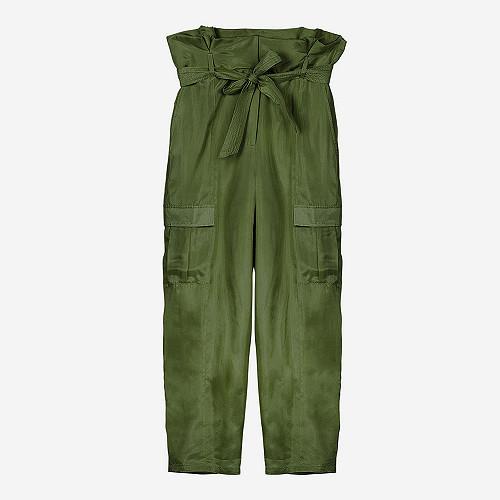 Pant Nyanga Mes Demoiselles color Green
