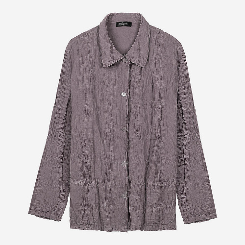 Shirt Perceval Mes Demoiselles color Charcoal