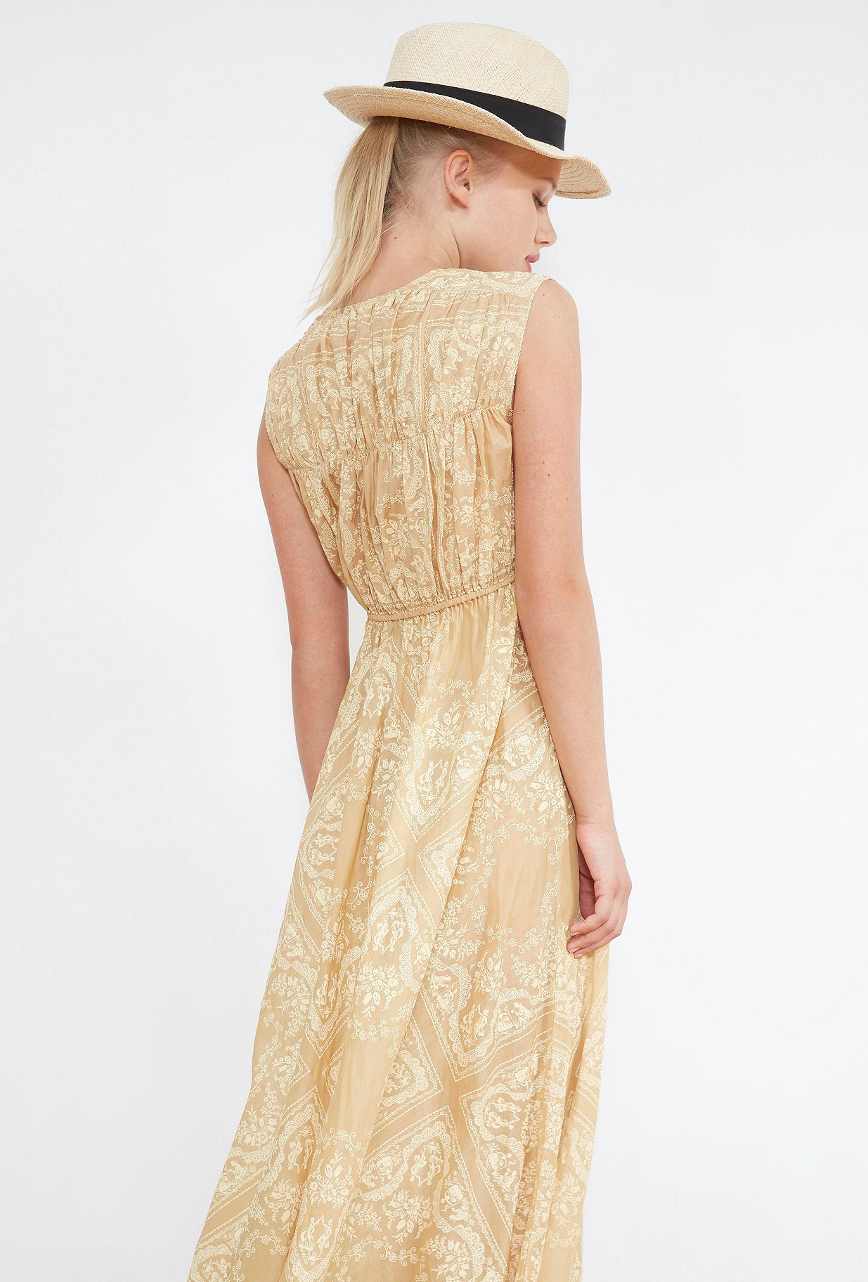 ROBE Naturel Joyce