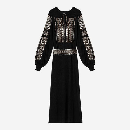 Dress Elvire Mes Demoiselles color Black