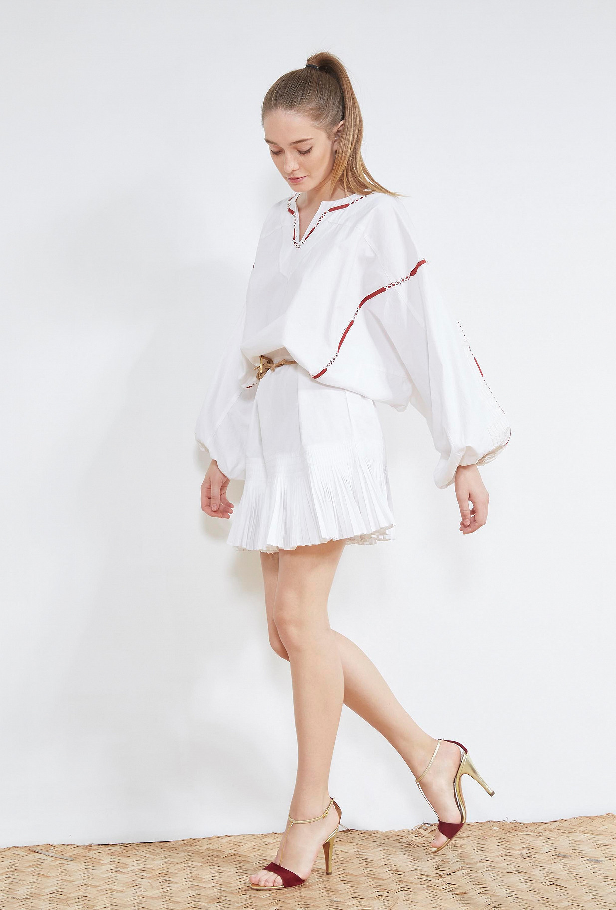 ROBE Blanc  Kahina mes demoiselles paris vêtement femme paris