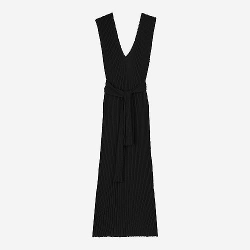 Dress Veronica Mes Demoiselles color Black