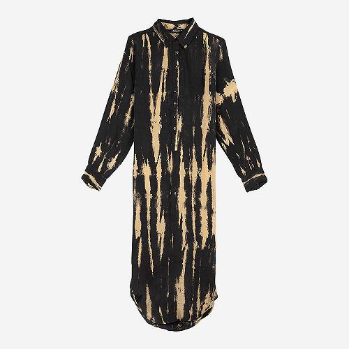 Dress Chemistry Mes Demoiselles color Charcoal