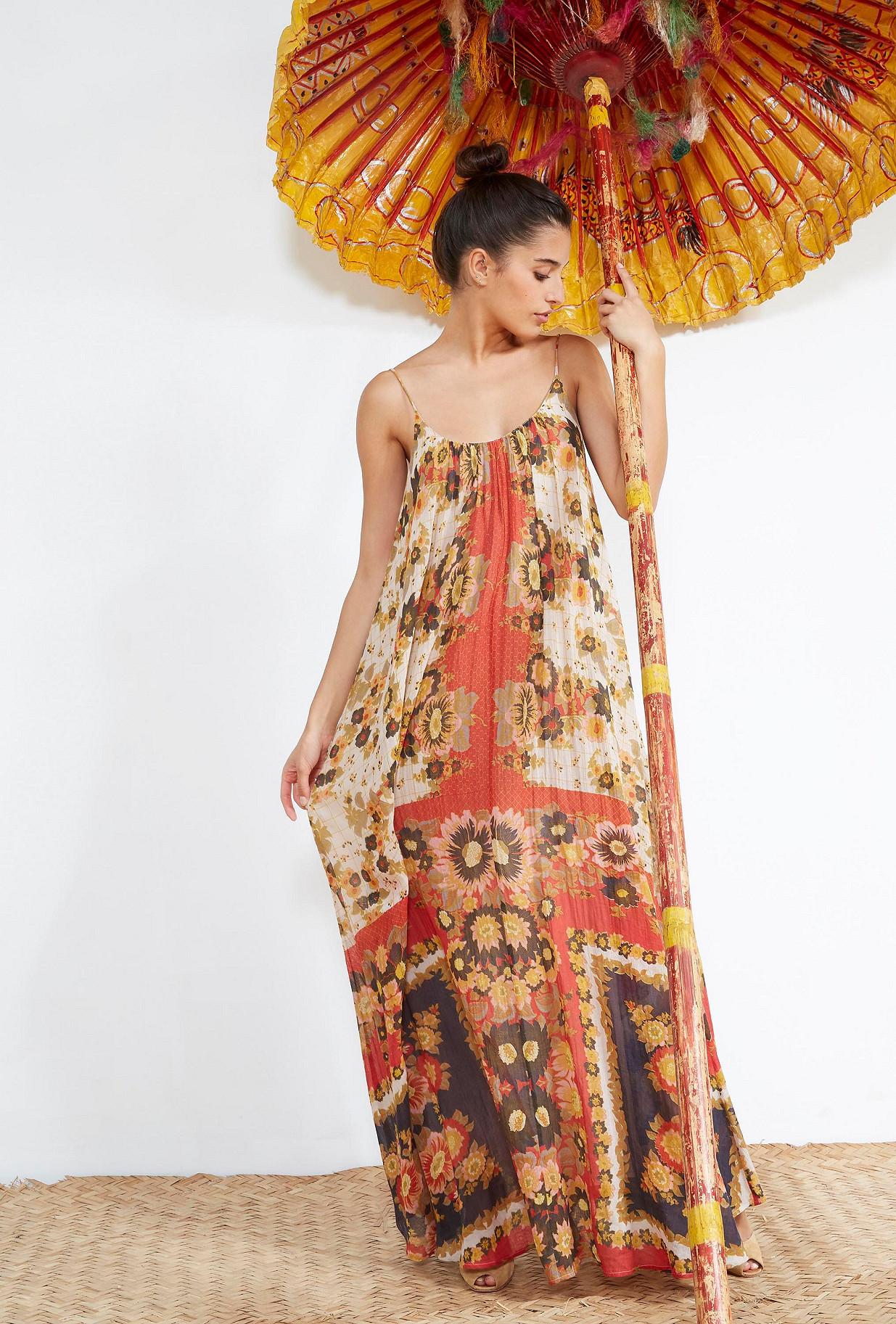 Floral print  DRESS  Magdalena Mes demoiselles fashion clothes designer Paris