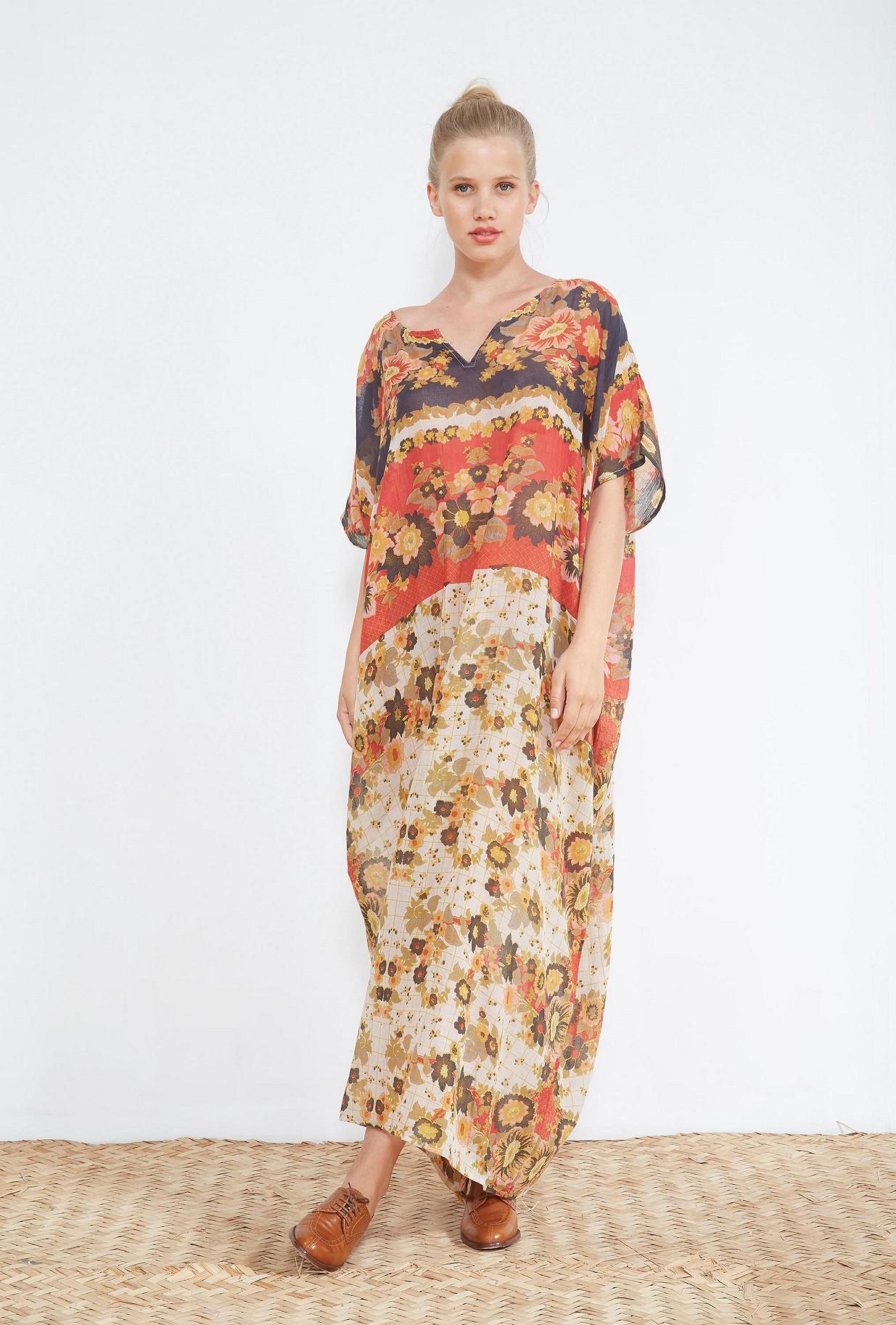 Floral print DRESS Maria Mes Demoiselles Paris