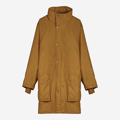 Coat Sergeant Mes Demoiselles color Khaki
