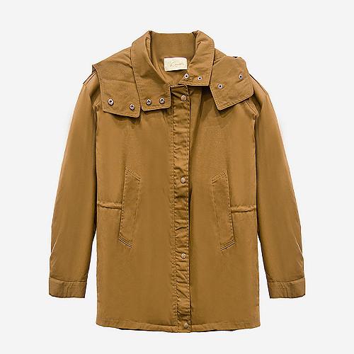 Coat Statt Mes Demoiselles color Khaki