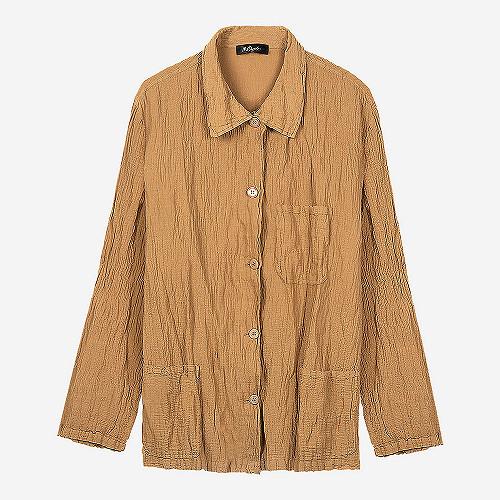 Shirt Perceval Mes Demoiselles color Khaki