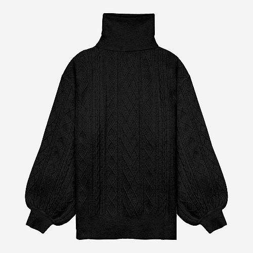 Pull Australe Mes Demoiselles color Black