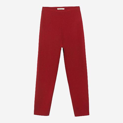 PANT Saxo Mes Demoiselles color Red