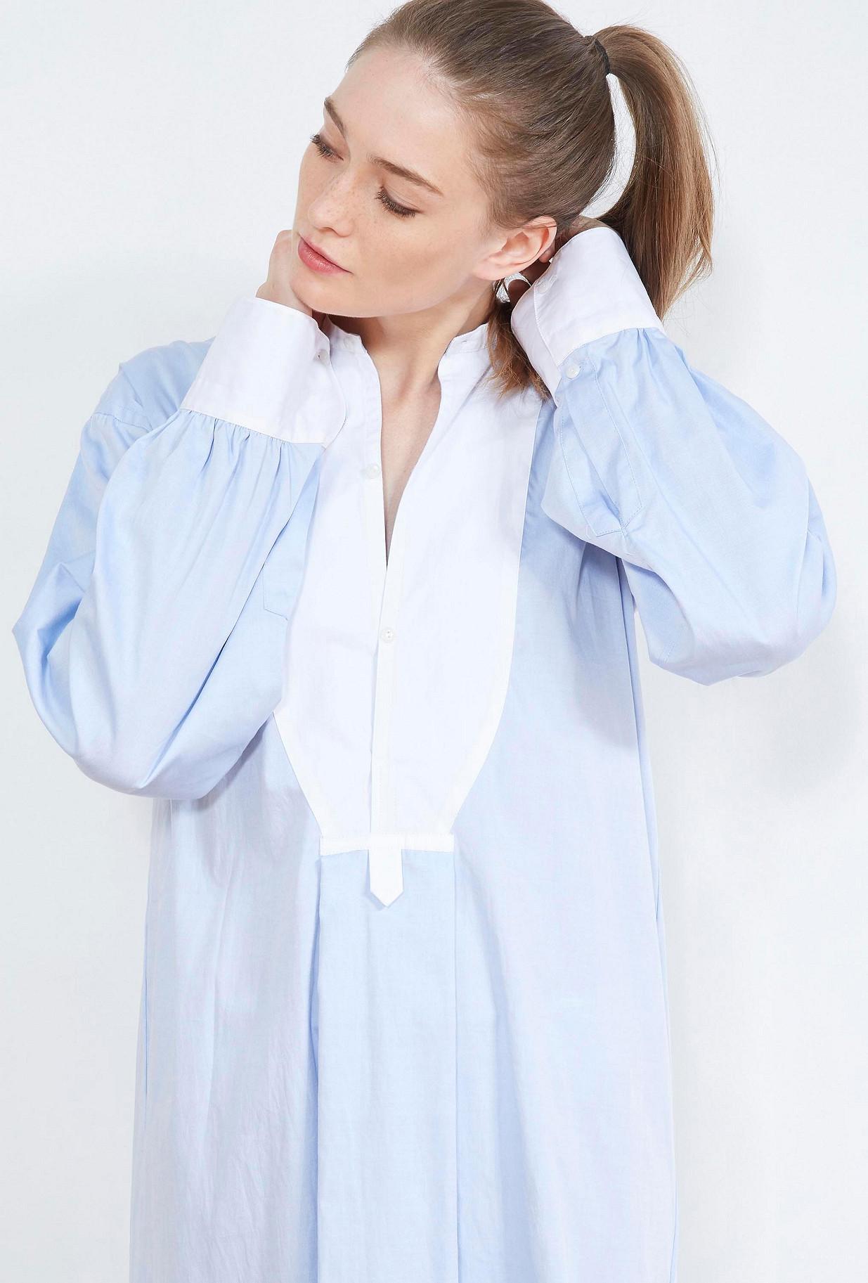 Blue DRESS Maryeve Mes Demoiselles Paris