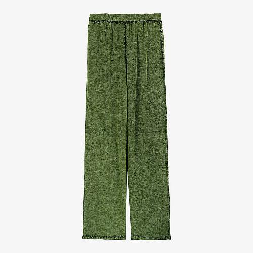 Pant Rihanna Mes Demoiselles color Green