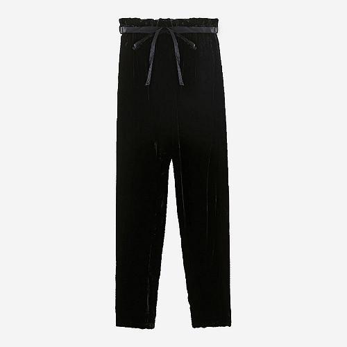Pantalon Major Mes Demoiselles coloris noir