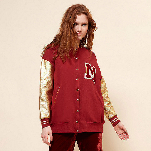 JACKET Ted Mes Demoiselles color Red