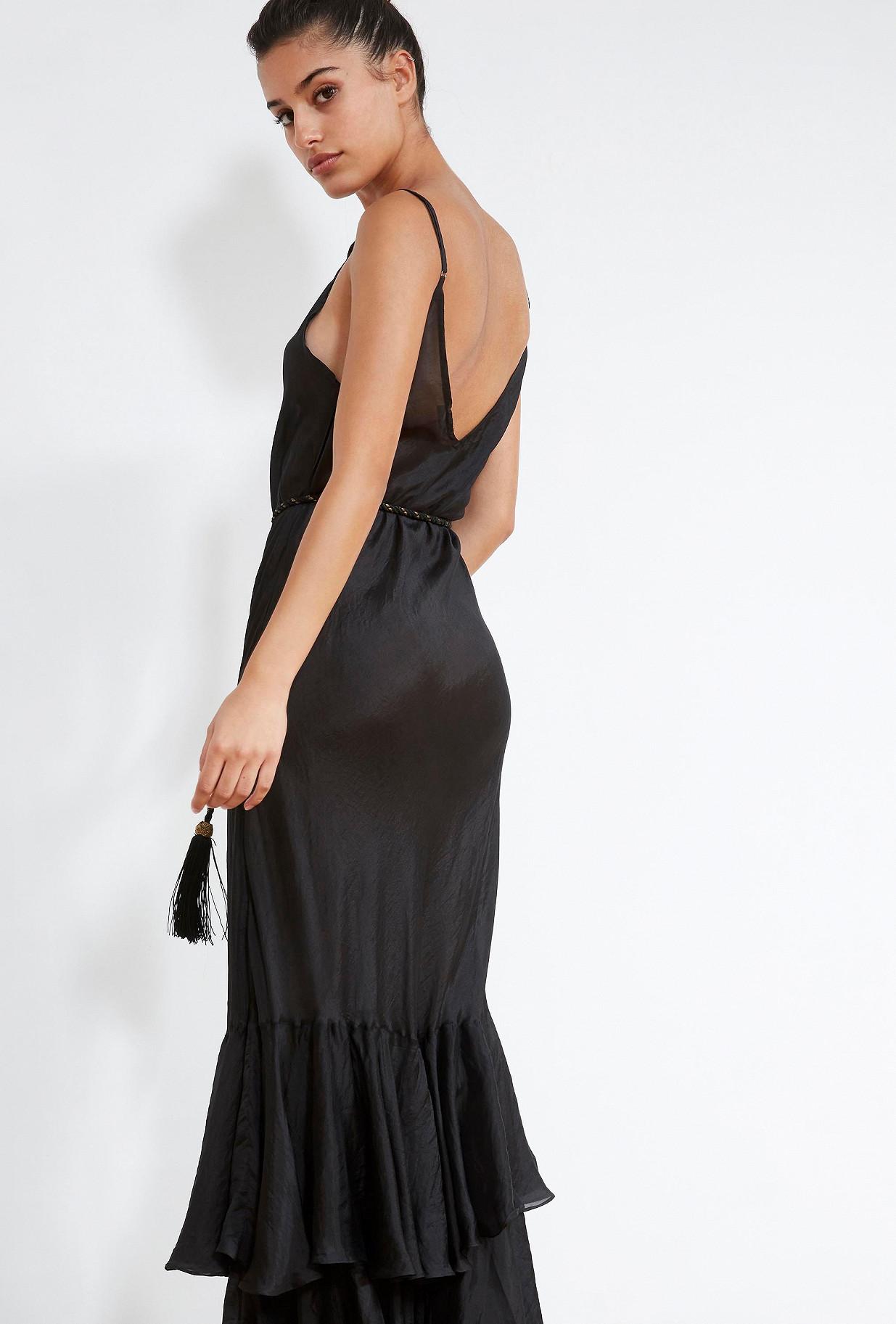 Black DRESS Petale Mes Demoiselles Paris