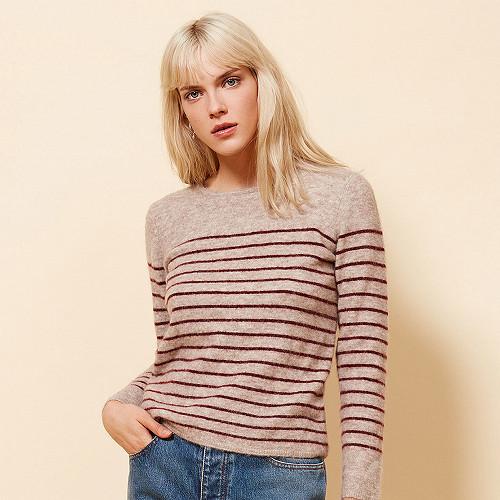 Sweater Artaud Mes Demoiselles color Beige