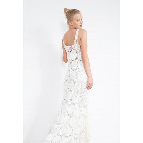 DRESS Secret Mes Demoiselles color Ivory