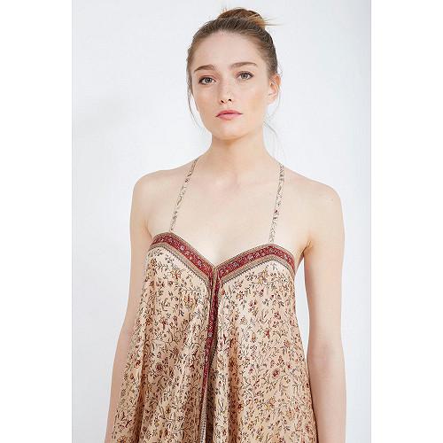 DRESS Siam Mes Demoiselles color Floral print