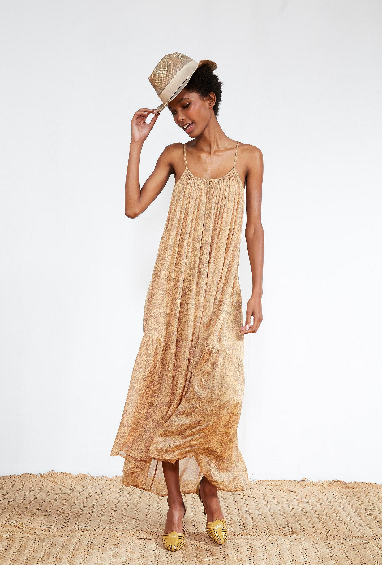 Nude DRESS Sonate Mes Demoiselles Paris