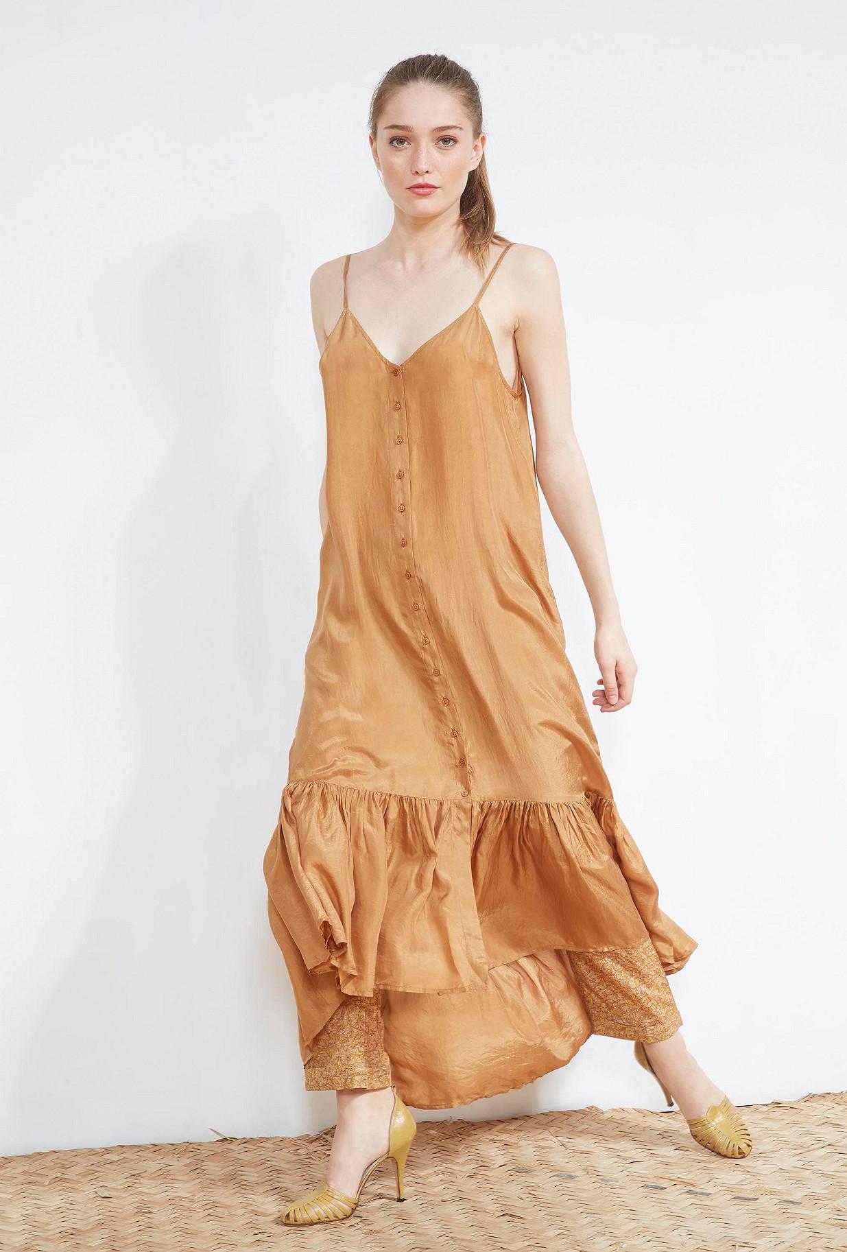 Sand DRESS Tosca Mes Demoiselles Paris