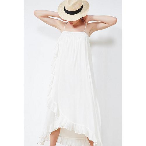 DRESS Andalouse Mes Demoiselles color Khaki