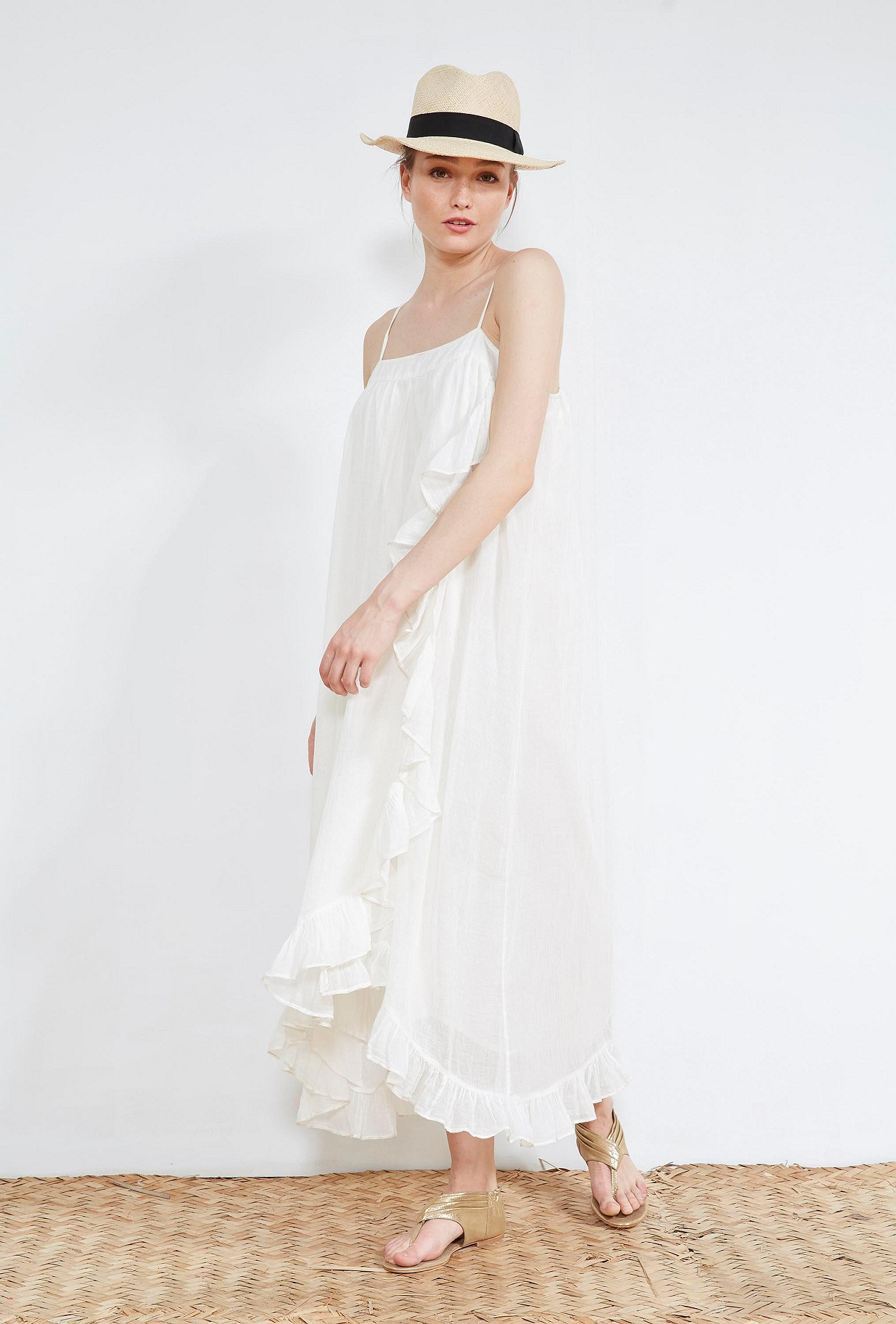 Khaki DRESS Andalouse Mes Demoiselles Paris