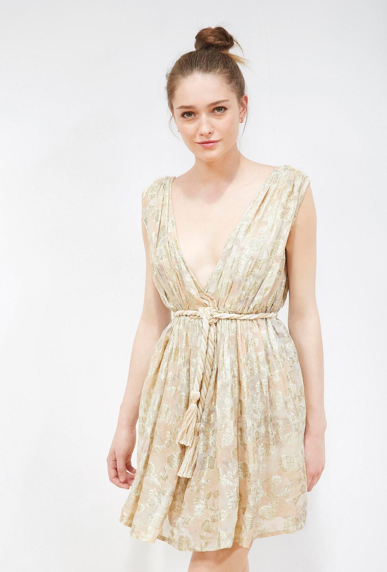 Powder  DRESS  Antigone Mes demoiselles fashion clothes designer Paris