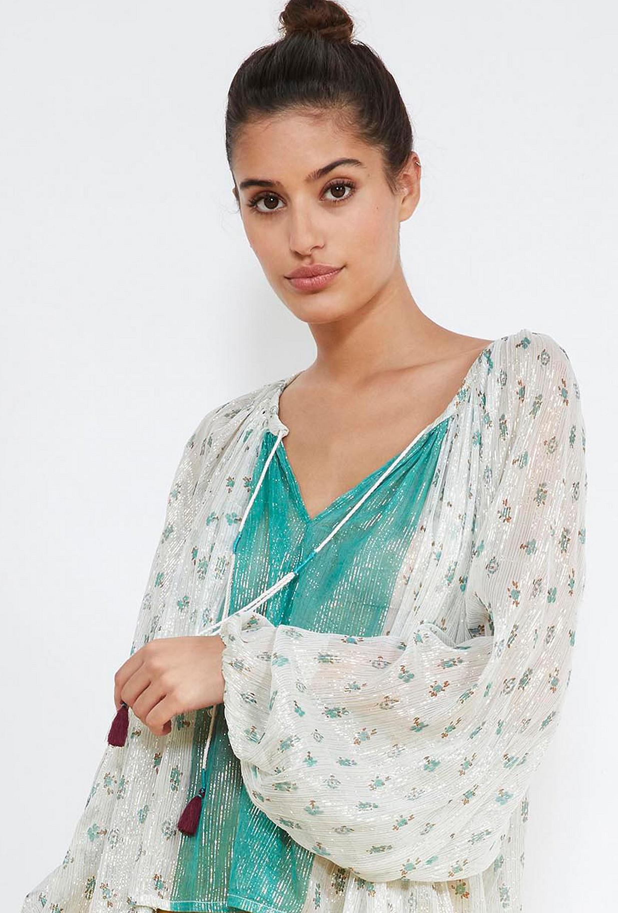 clothes store BLOUSE  Baez french designer fashion Paris
