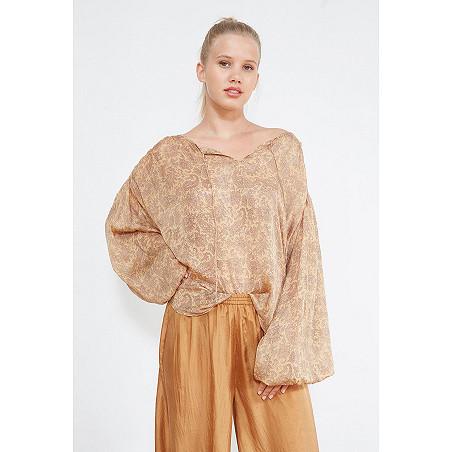 clothes store BLOUSE  Soupir french designer fashion Paris