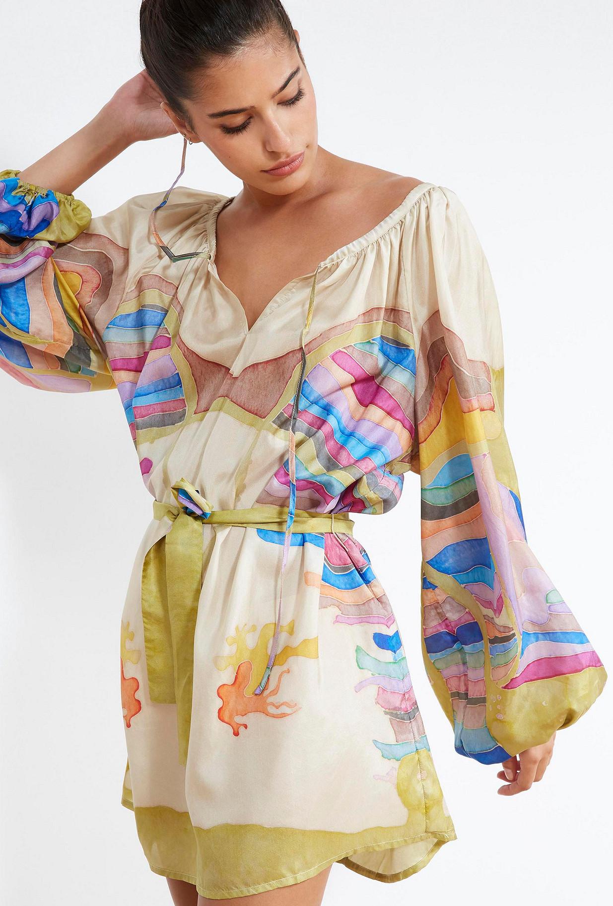 clothes store BLOUSE  Sum french designer fashion Paris