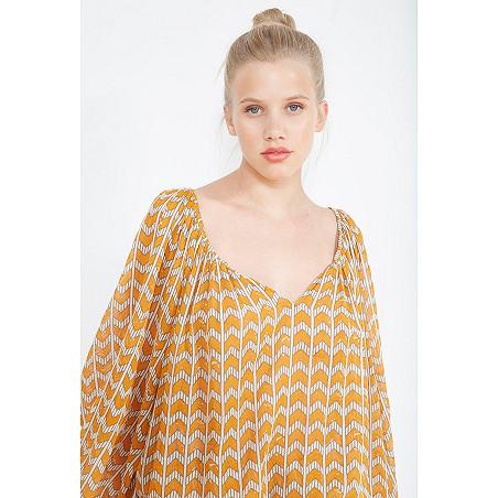 clothes store BLOUSE  Fauve french designer fashion Paris