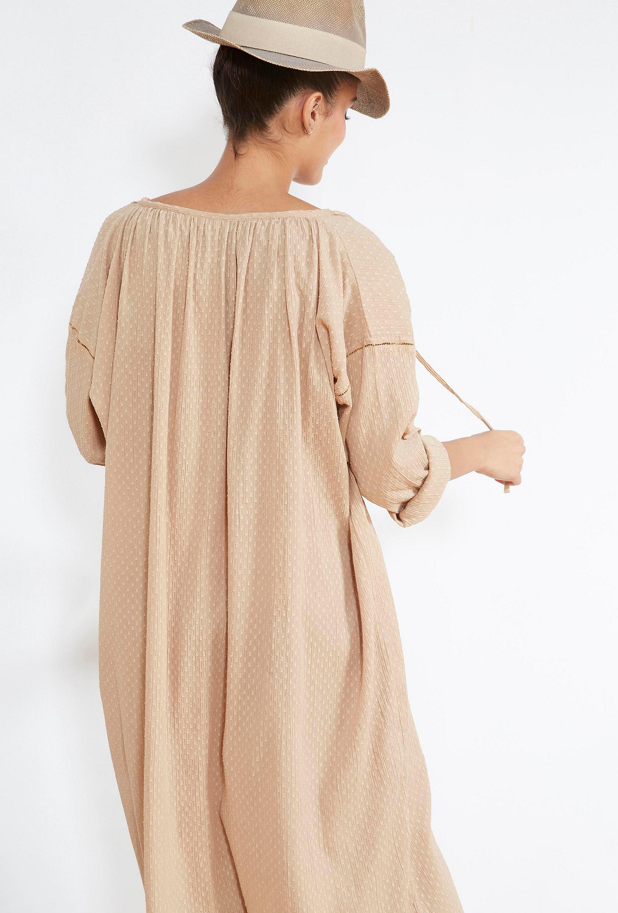 Nude BLOUSE Fjord