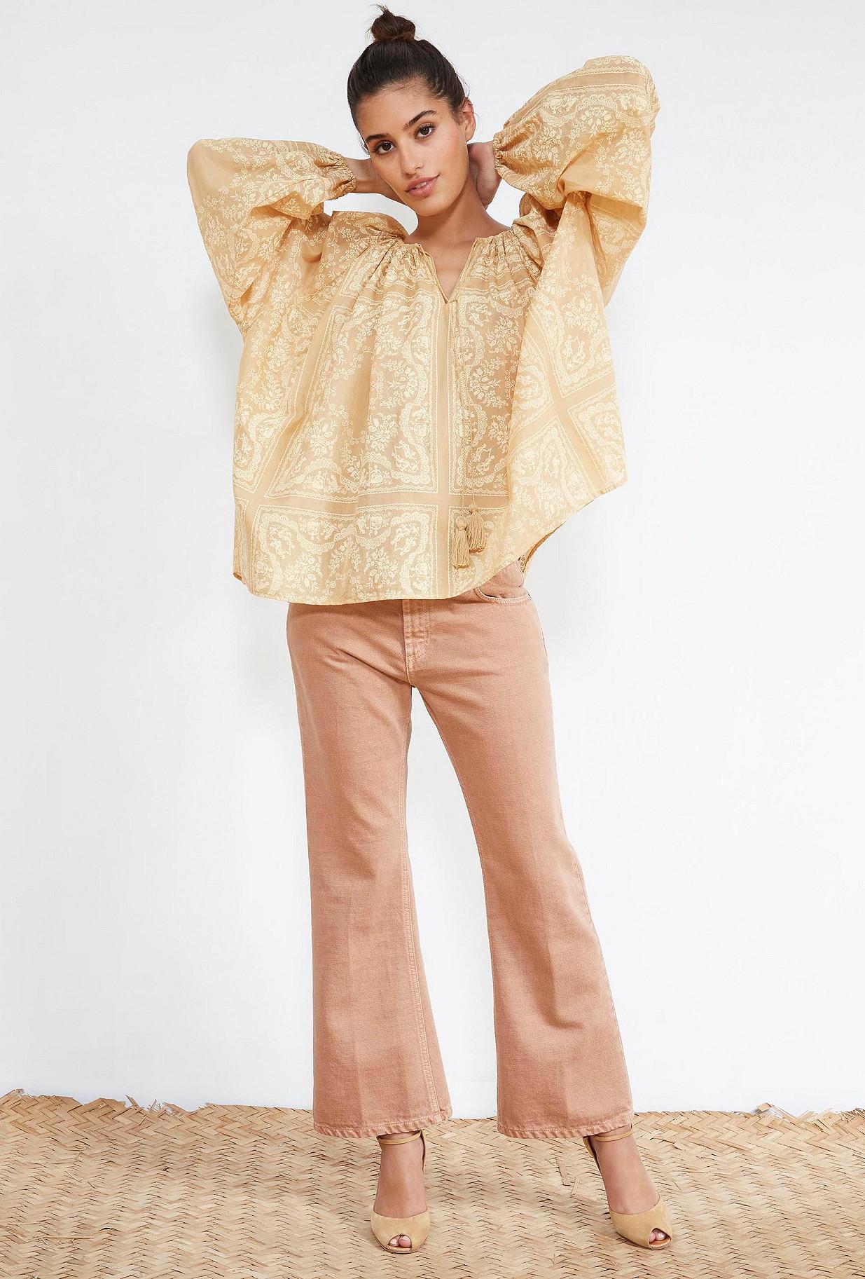 clothes store BLOUSE  Jouvenceau french designer fashion Paris