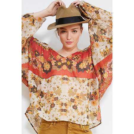 clothes store BLOUSE  Marushka french designer fashion Paris