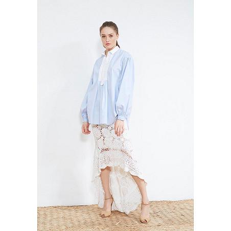 clothes store BLOUSE  Milka french designer fashion Paris