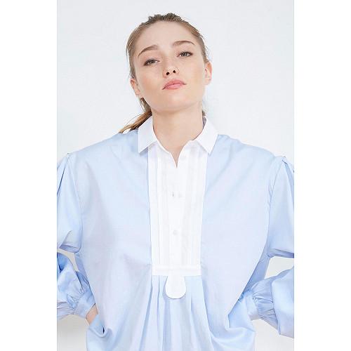 Blue BLOUSE Milka Mes Demoiselles Paris