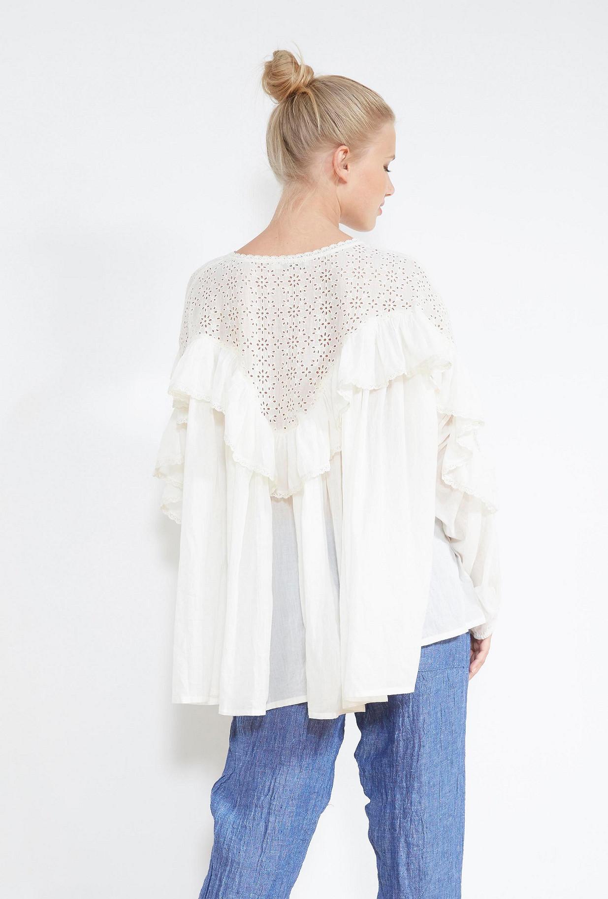boutique de blouse femme ohara mode createur paris. Black Bedroom Furniture Sets. Home Design Ideas