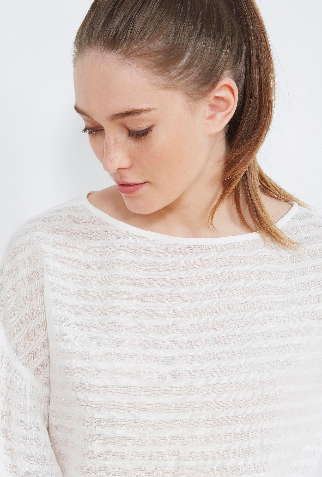 Ivory BLOUSE Pacific