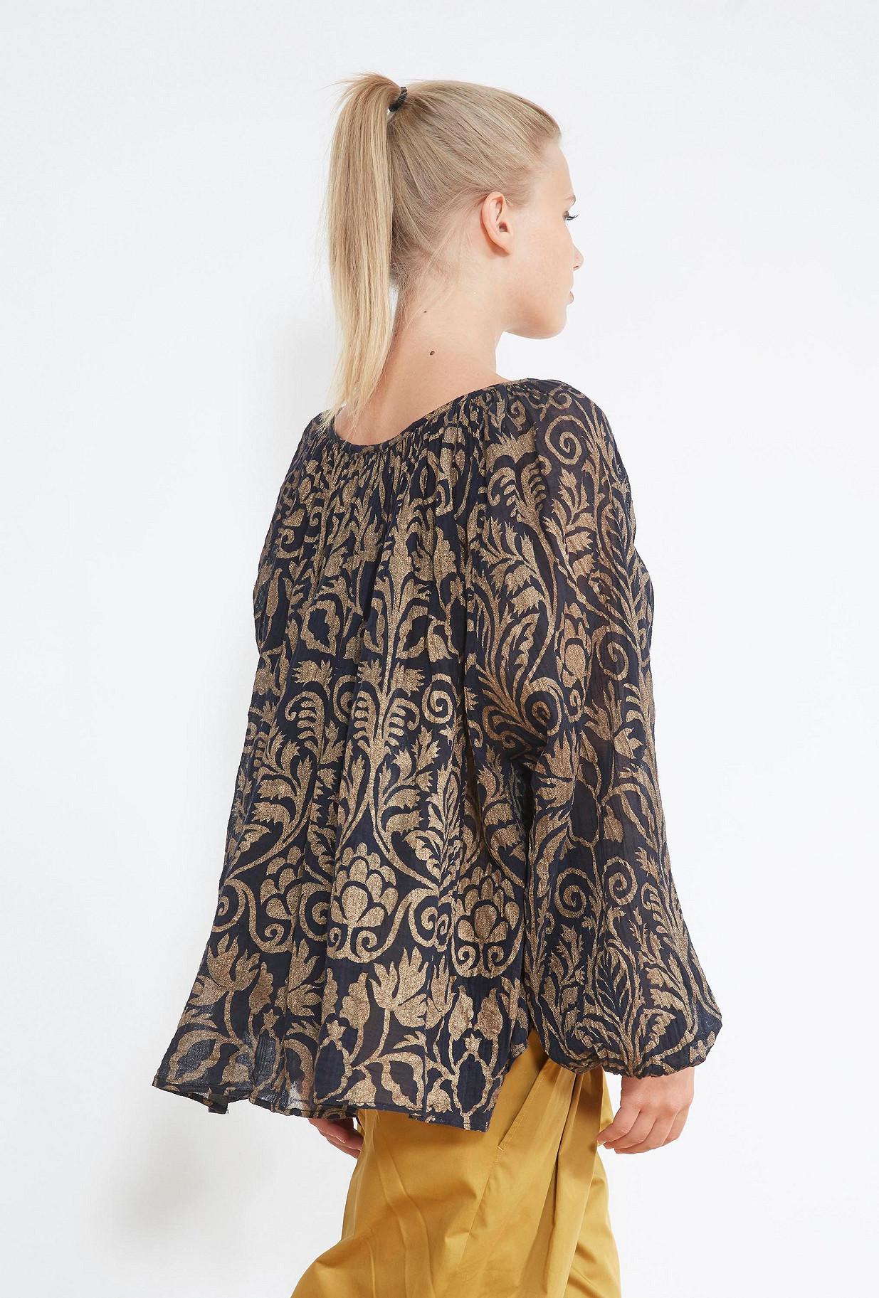 boutique de blouse femme rococo mode createur paris. Black Bedroom Furniture Sets. Home Design Ideas