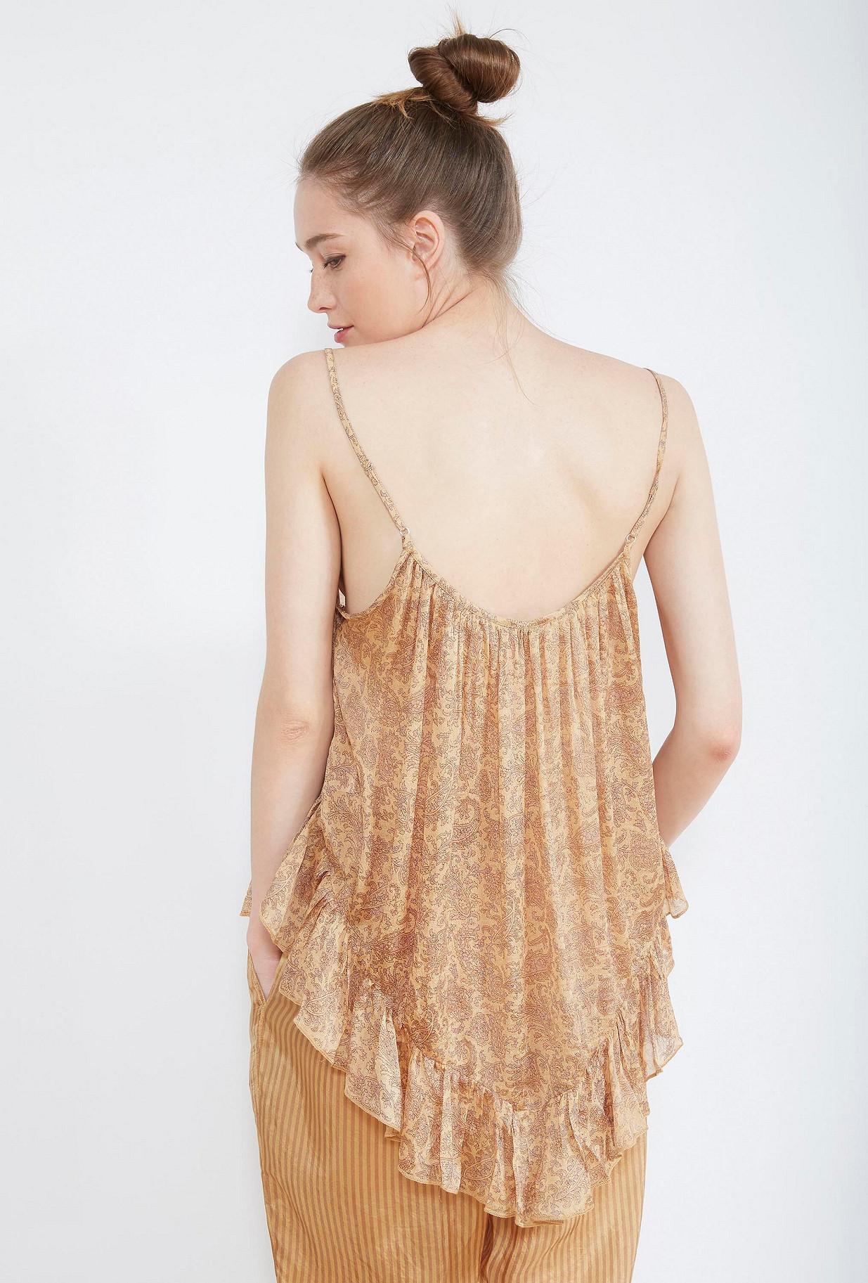 Nude  TOP  Soliste Mes demoiselles fashion clothes designer Paris