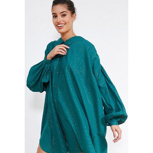 SHIRT Seymour Mes Demoiselles color Green